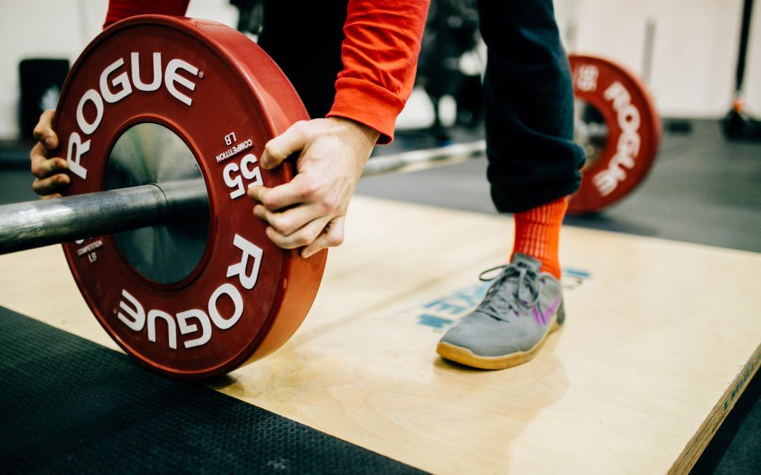 CrossFit WOD for Saturday 9-23-2017